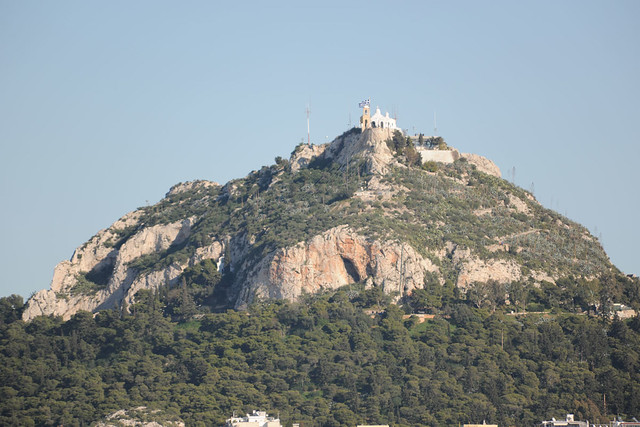 Mount Lycabettus @ Athens  Flickr - Photo Sharing!