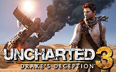 Uncharted 3 banner