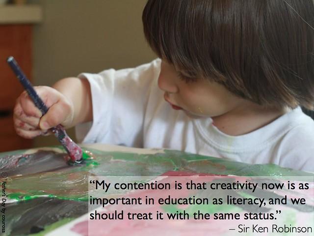 Ken Robinson on creativity