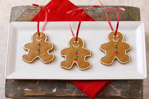 Honey-Gingerbread Cookies