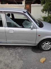 Car destruction