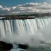 Autumn at Niagara Falls in Canada