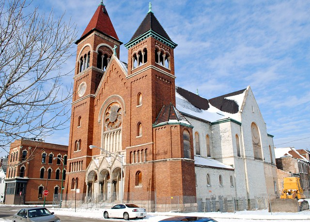 Chicago church essay photographic