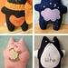some custom fatkitties by merwing✿little dear