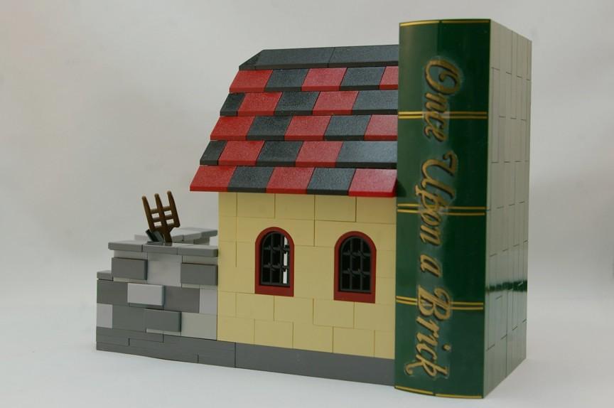 Στηρίγματα βιβλίων από LEGO - Σελίδα 2 5311009122_3edb86696a_b