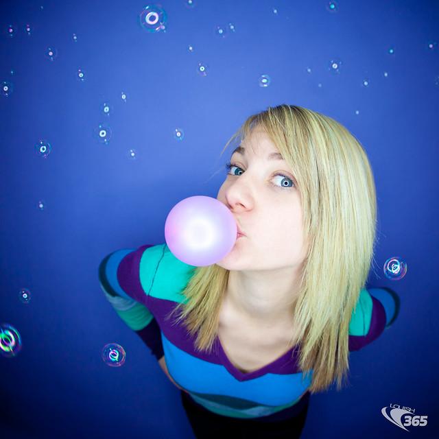 Jenisse Bubbles 4/365