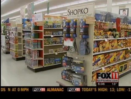 Shopko Hometown (formerly Pamida) - Oconto, Wisconsin