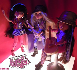 Bratz (- Sasha DX) Rock! :D