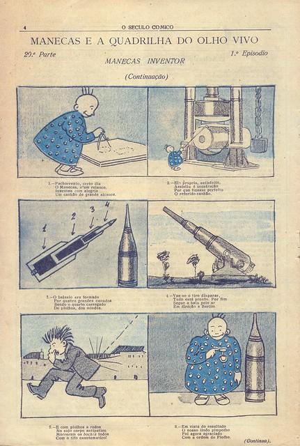 Ilustração Portugueza, Abril 29 1918 - 14