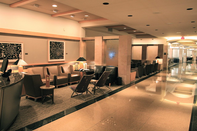 American Airlines Admirals Club - DFW Airport