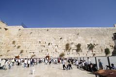 The Humanities of Jerusalem streets-哭墙