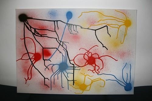 """""""Sparks"""" by Patrick Seabird"""