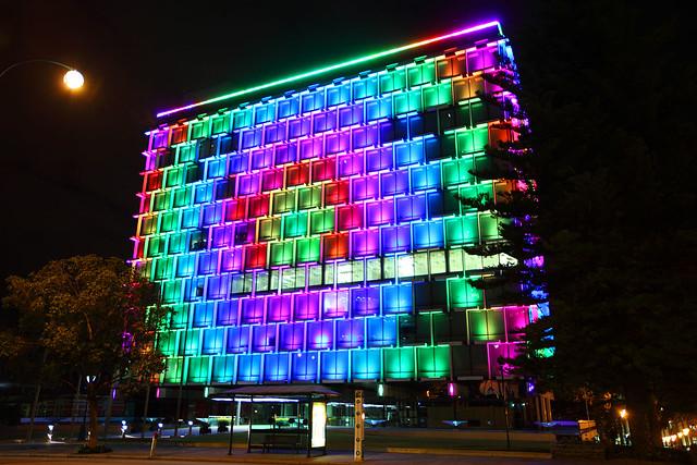 Council House lights 2