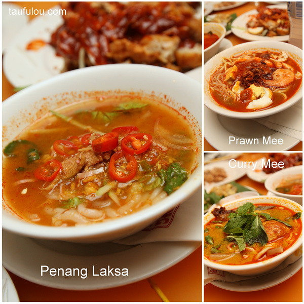 Penang street hawker food cafe terrace genting i come for Terrace 9 penang