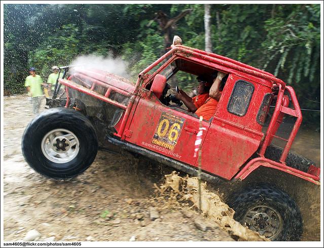 TA4XDC New Year 4x4 Challenge 2011 - Kampung Bawang, Tamparuli