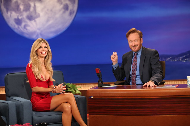 marisa miller conan photo - photo #3