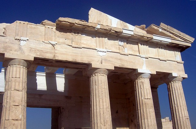 The Propylaea, Acropolis of Athens