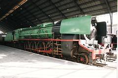 Spanish Railway Museum