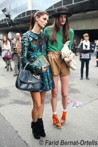 Paris Fashion week-october 2010 -Paris semaine du prêt à porter octobre 2010