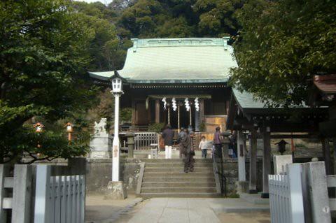 Seto shrine 瀬戸神社