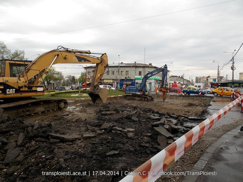 Traseul 101, etapa II: Intersecție Candiano Popescu ( zona BCR ) - Gara de Sud 13892614852_e7fb2d9d87_c