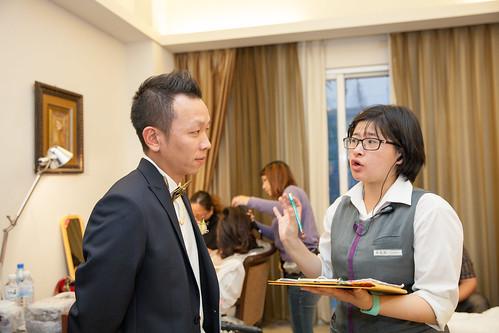 台南商務會館-戶外婚禮篇18
