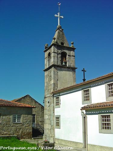 Igreja Matriz de Póvoa de Cervães - Portugal