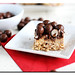 Chocolate Malt Krispie Treats 1