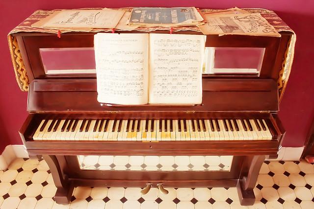 Mi espacio-Piano