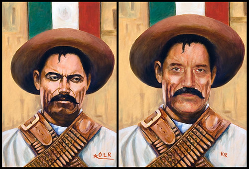 Leo Zapata Before and After