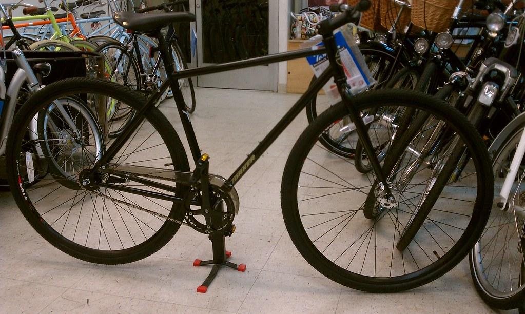 Torker KB2 at Flying Pigeon LA bike shop