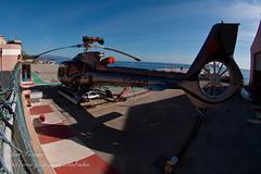 Monaco's heliport #2