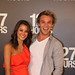 Lincoln Lewis, Eva Rinaldi Photo