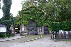 Alter St Matthäus-Kirchhof