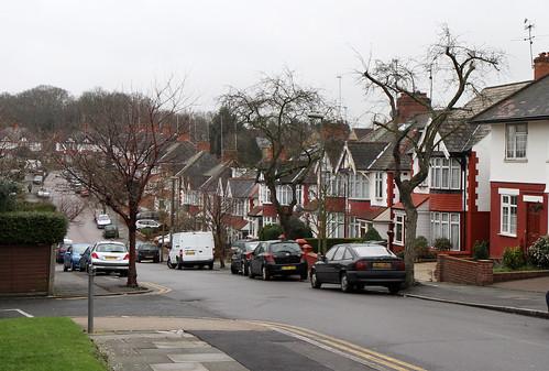 Woodleigh Avenue, Friern Barnet