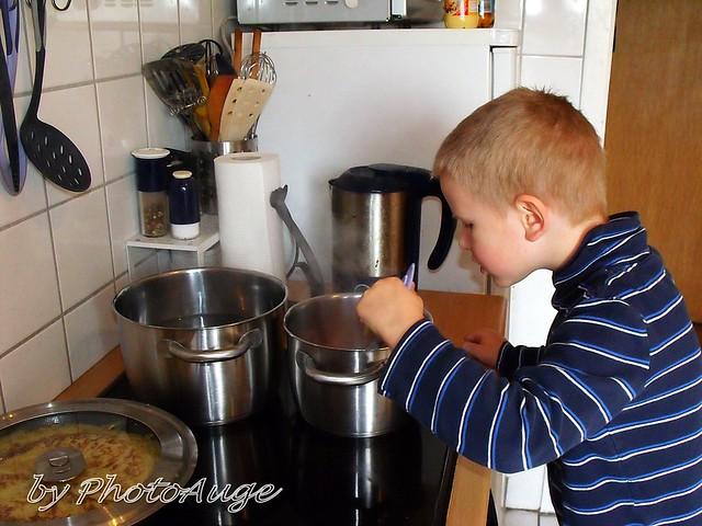 Kinder kochen!