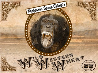 Professor Space Chimp's Wild Western Wheat