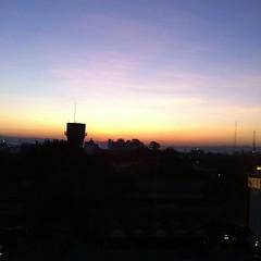 好漂亮的晨色