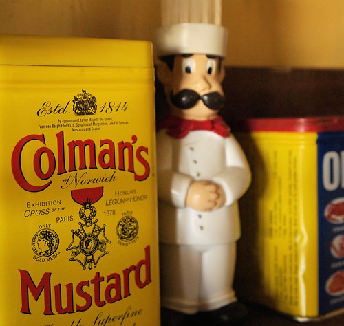 Photo:Mustard and Chef! By:French Tart