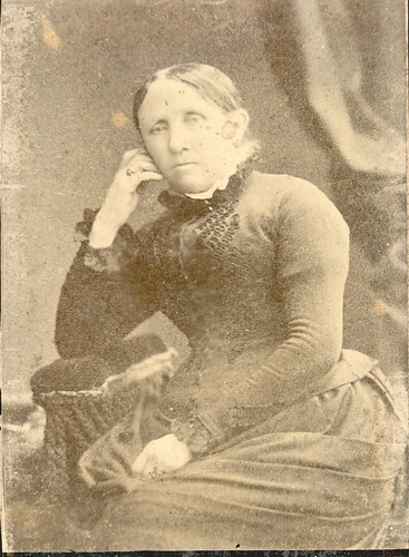 Sarah Ellen Anderton (nee Spencer)
