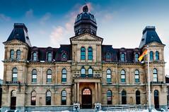 New Brunswick Legislative Building