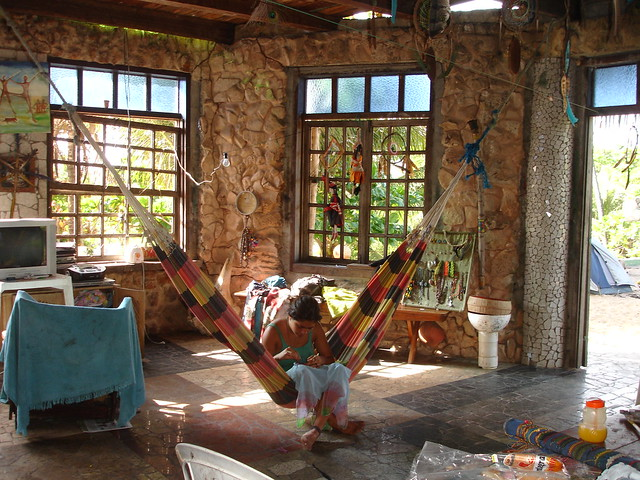 Casa hippie em arembepe flickr photo sharing for Casas hippies