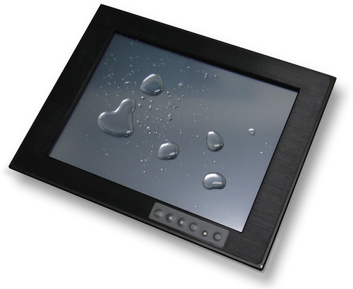 IP65 Touch Screen Display