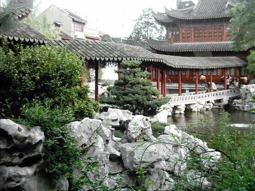 Yu Yuan Temple and Shanghai Garden?, Shanghai, China