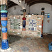 Entry to Public Toilet designed by Hundertwasser - Kawakawa, New Zealand by BlueVoter - thanks for 2.2M views