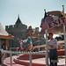 Bored Worker, Disneyland – 1956 by ElectroSpark