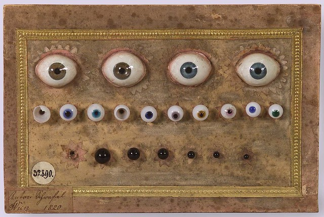 Are Glass Eyes Really Made of Glass? - Artificial Eyes and