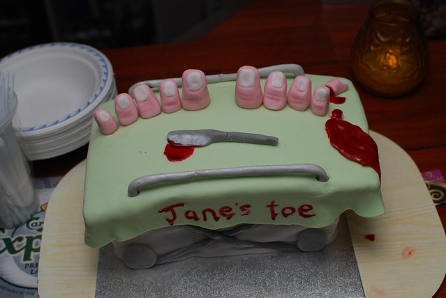 Find The Toenail Cake Ideas And Designs