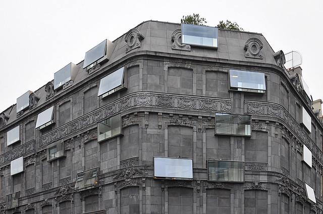 Paris, Hotel Fouquet's Barrière. Edouard François