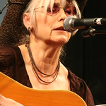 Emmylou Harris talks to FUV's Rita Houston about her new CD and performs a few songs. Photo by Laura Fedele